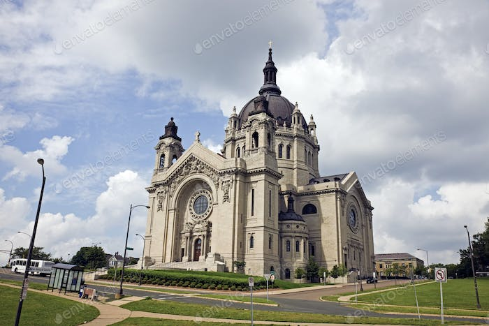 Cathedral in St. Paul, Minnesota