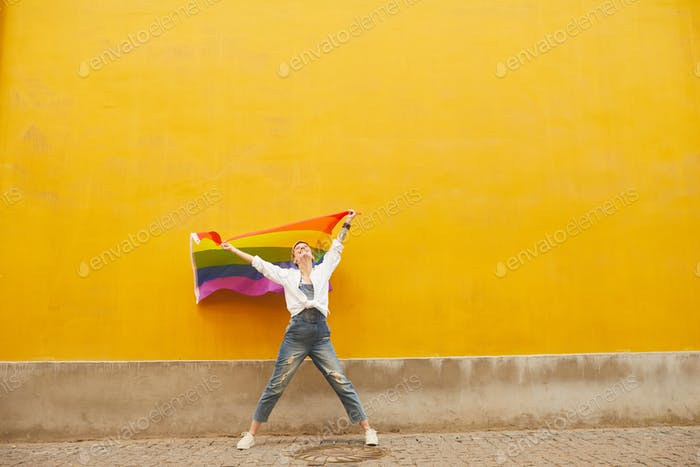 Freedom in lesbian love