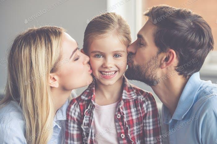 Familia Alegre en Página de inicio