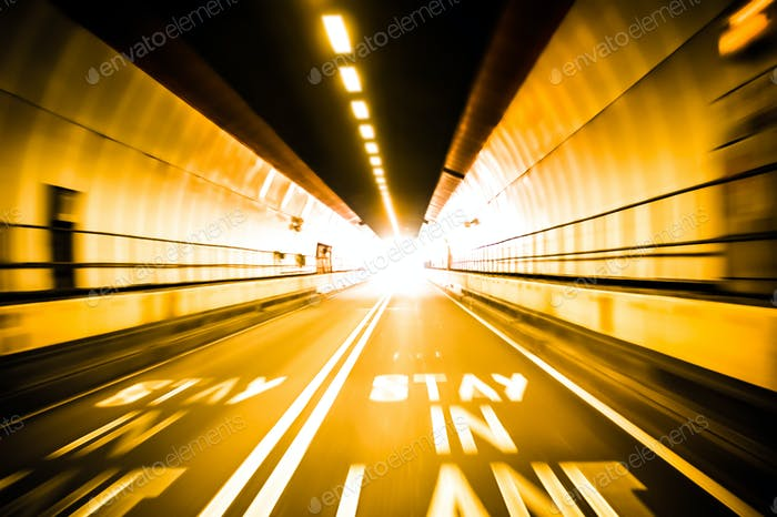 stay in lane