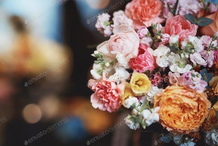 Schöner Blumenstrauß