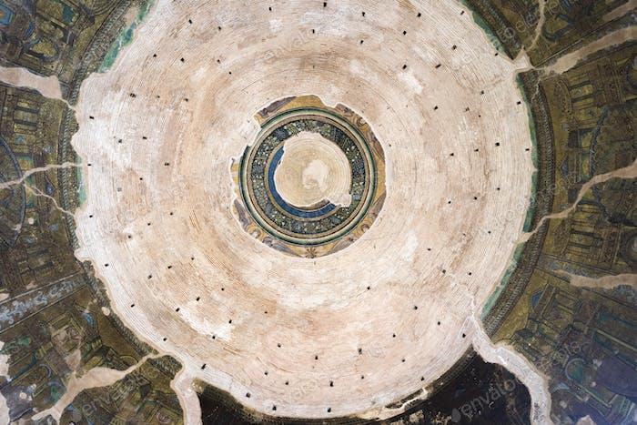 The Rotunda of Galerius, Thessaloniki, Greece. UNESCO World Heri
