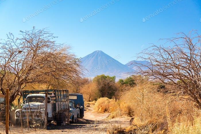 Old Truck in San Pedro de Atacama
