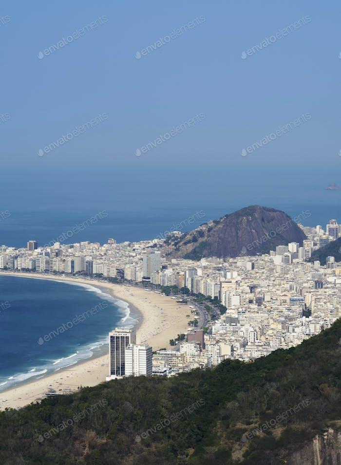 Rio de Janeiro from Sugarloaf