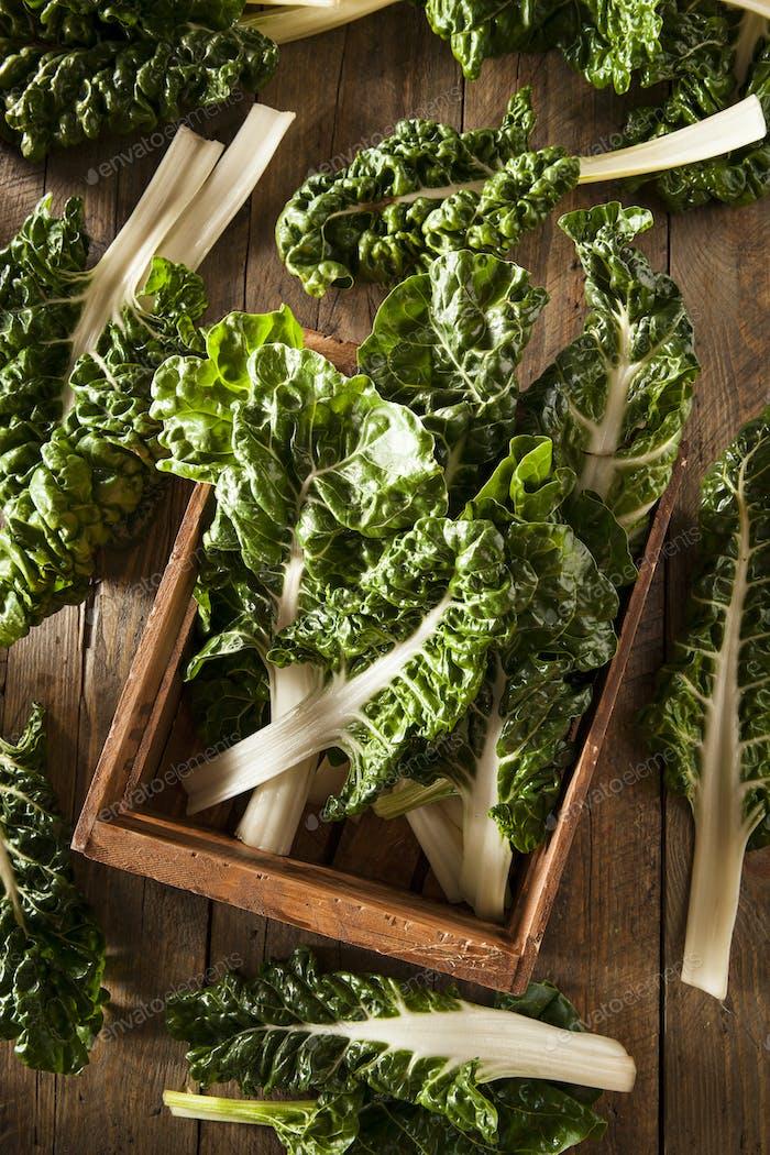 Fresh Organic Green Chard