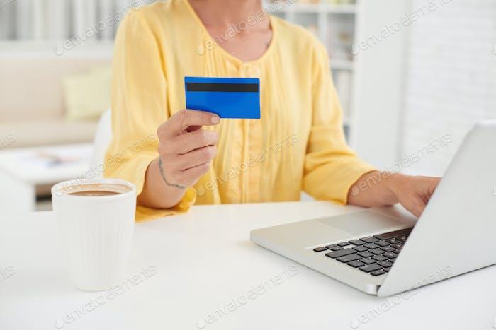 Pagar en línea