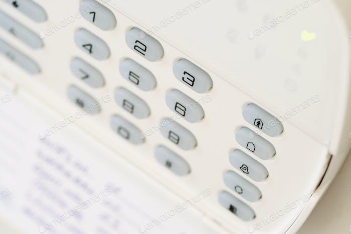45130,Burglar Alarm