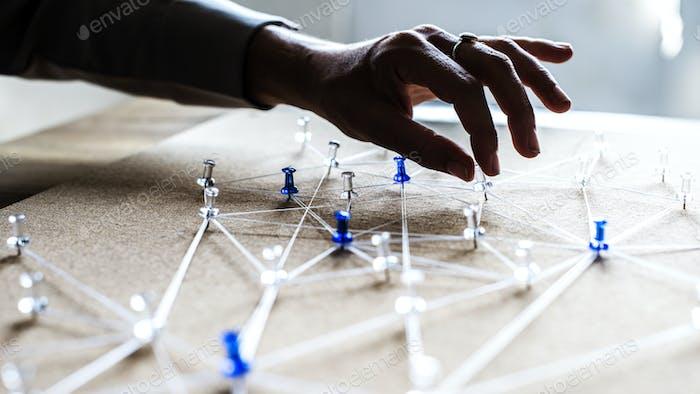 Conexiones empresariales