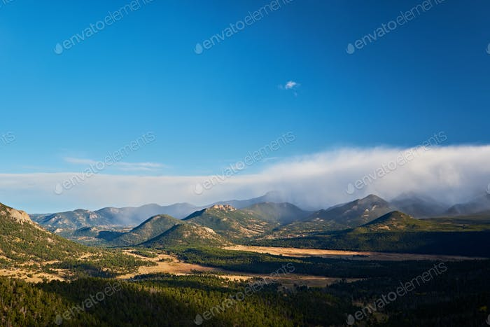 Autumn in Rocky Mountains, Colorado