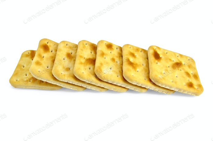 A number of biscuits