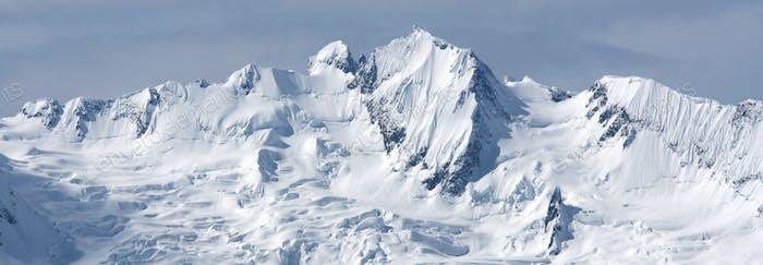 Mountain Range - Whistler