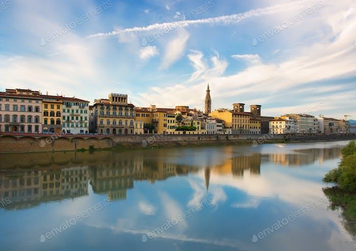 Schönheit von Florenz