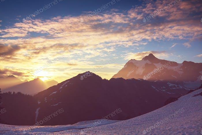 Mt Baker Area