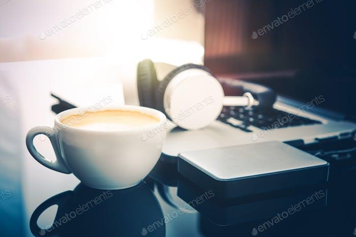 Freelancer Coffee Break