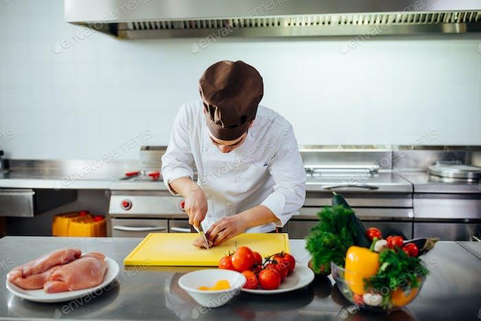 Zubereitung einer gesunden und gesunden Mahlzeit