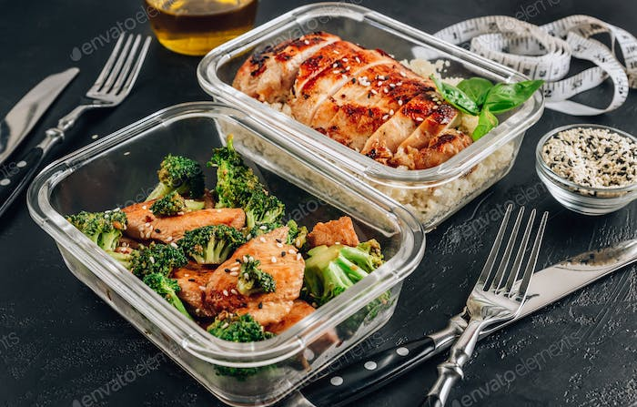 Keto lunchboxes