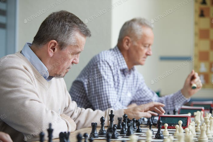 Amateur chess tournament