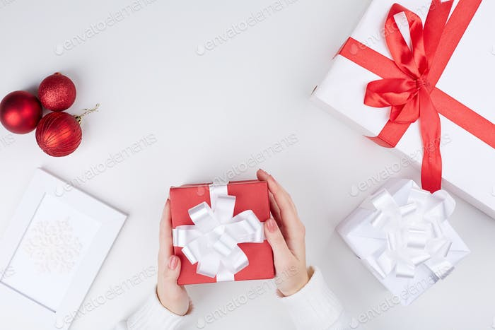 Gifts and decorations