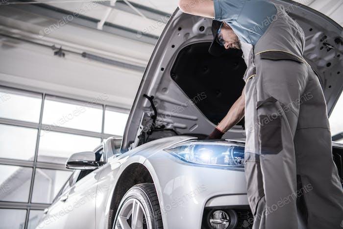 Modern Certified Car Service