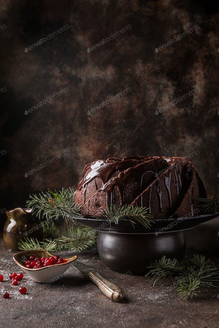 Lebkuchen Gugelhupfkuchen