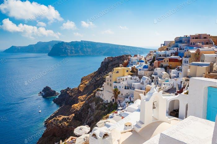 Santorini Island, Griechenland