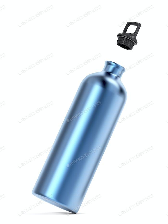 Aluminium-Wasserflasche