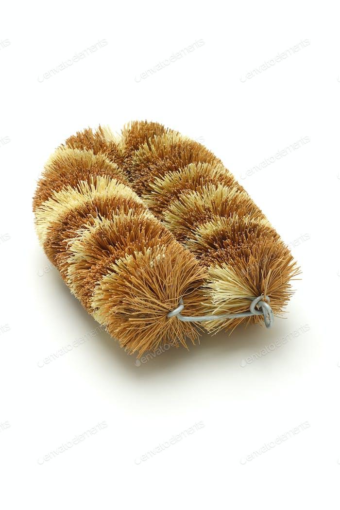 Natürliche Kokosfaser Bürste