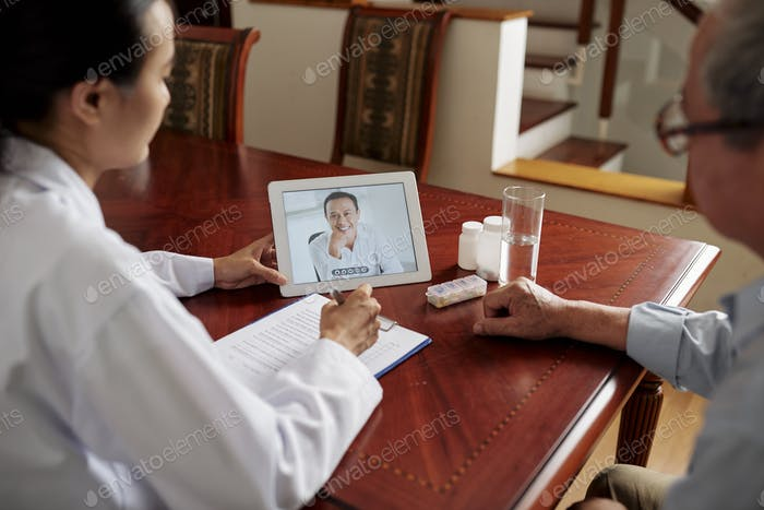 Medical online consultation
