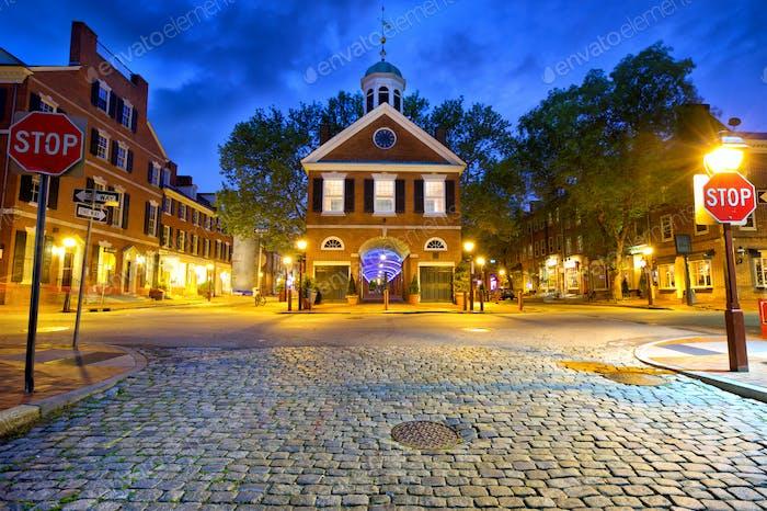 Old Philadelphia Straße