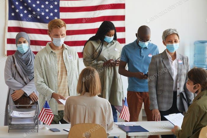 Post-Pandemic Voting