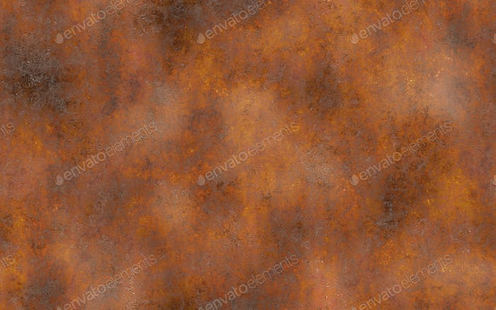Metal rust background. Rusted iron