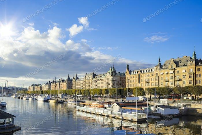 Estocolmo Ciudad de Suecia