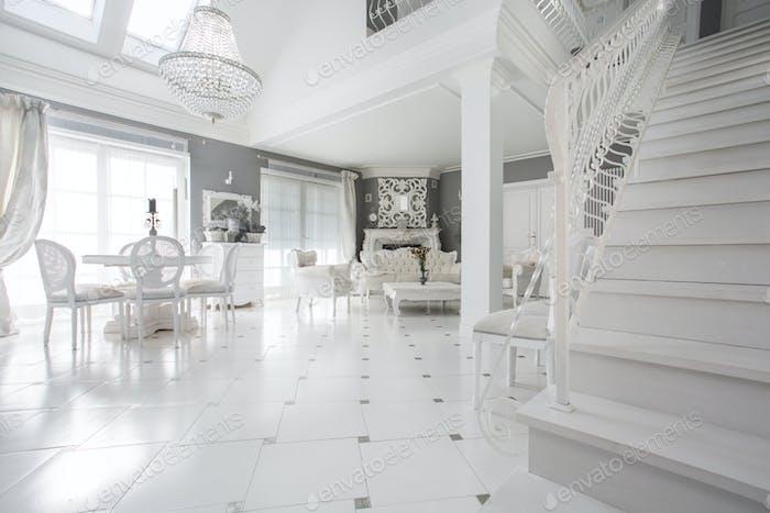Exklusives Wohnzimmer