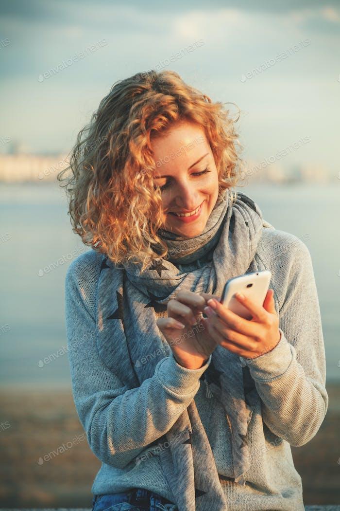 Verwenden von Smartphones