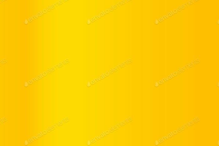 Plain gradient yellow pattern background