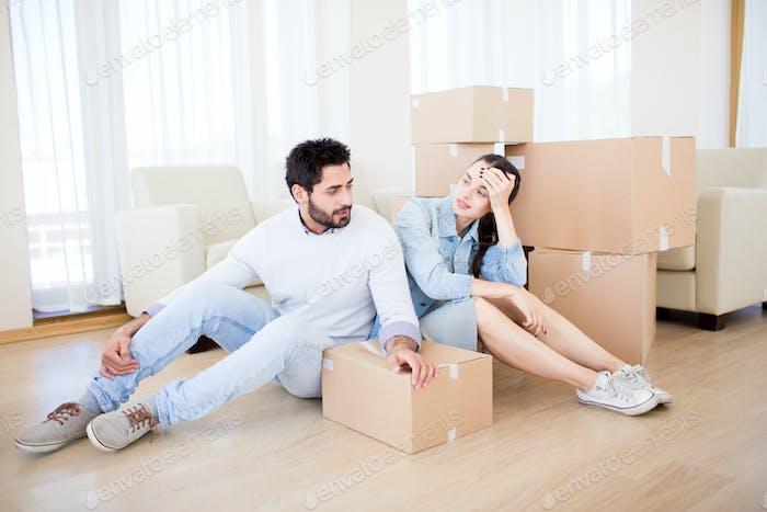 Deciding where to put boxes