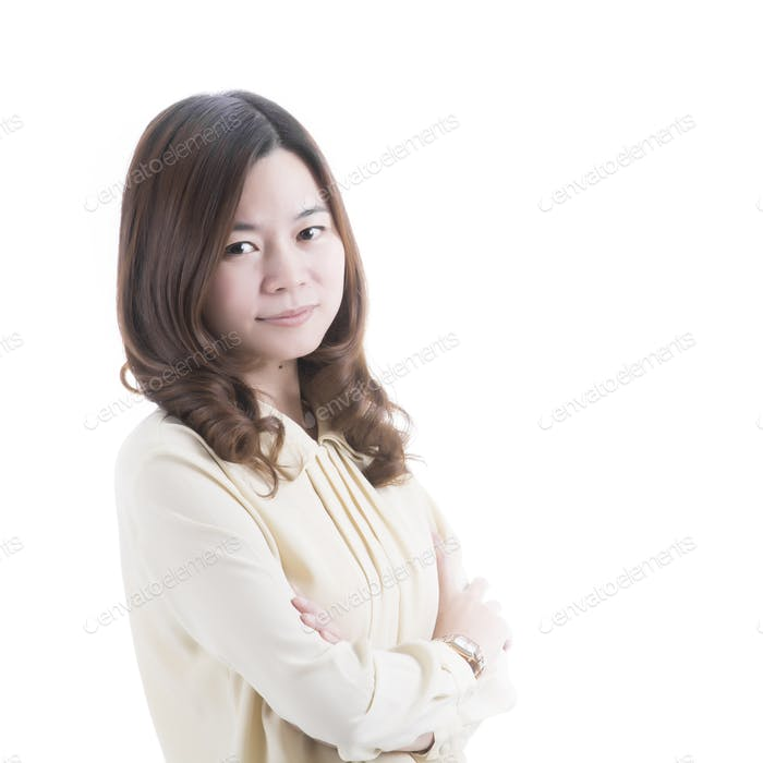 asian woman business