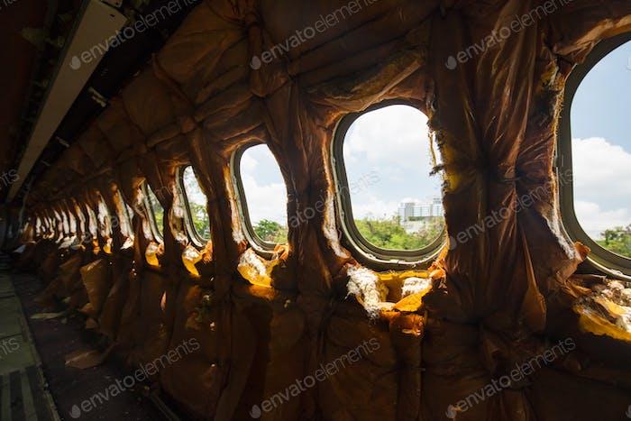 Derelict Aircraft