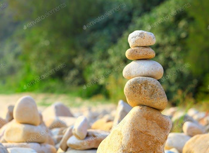 Balance Fels