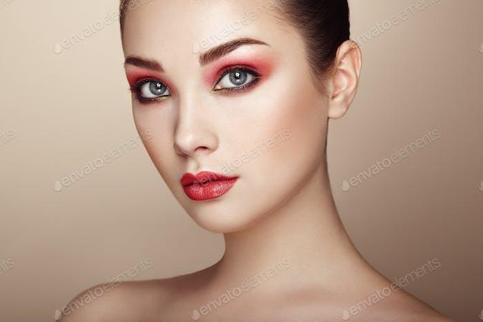 Thumbnail for Beautiful woman face