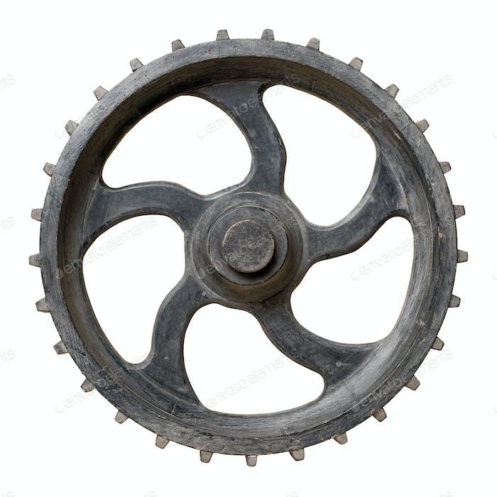 Old cogwheel