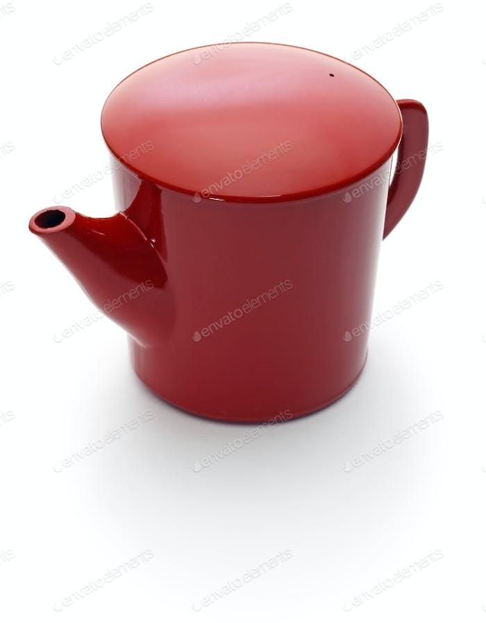 Japanese  Sobayu pot