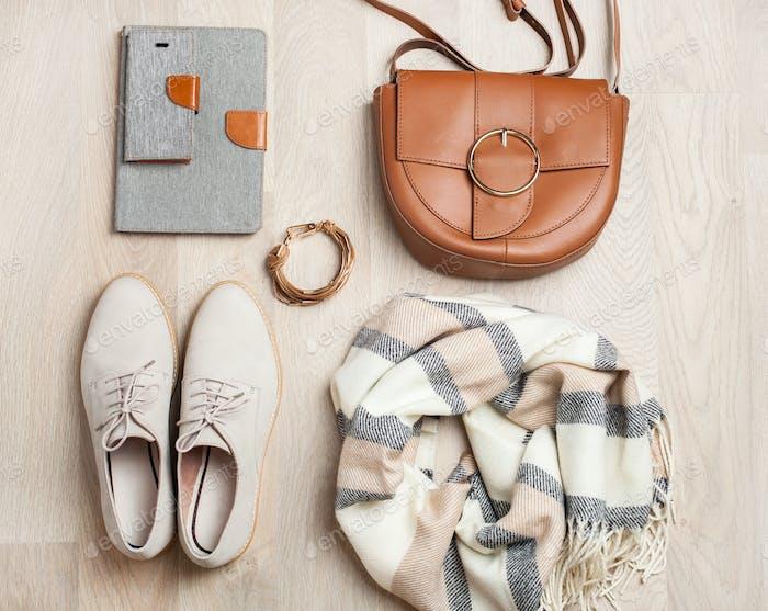 zapatos planos de las Mujeres ropa, bufanda, pulsera, bolsa, tableta, sm
