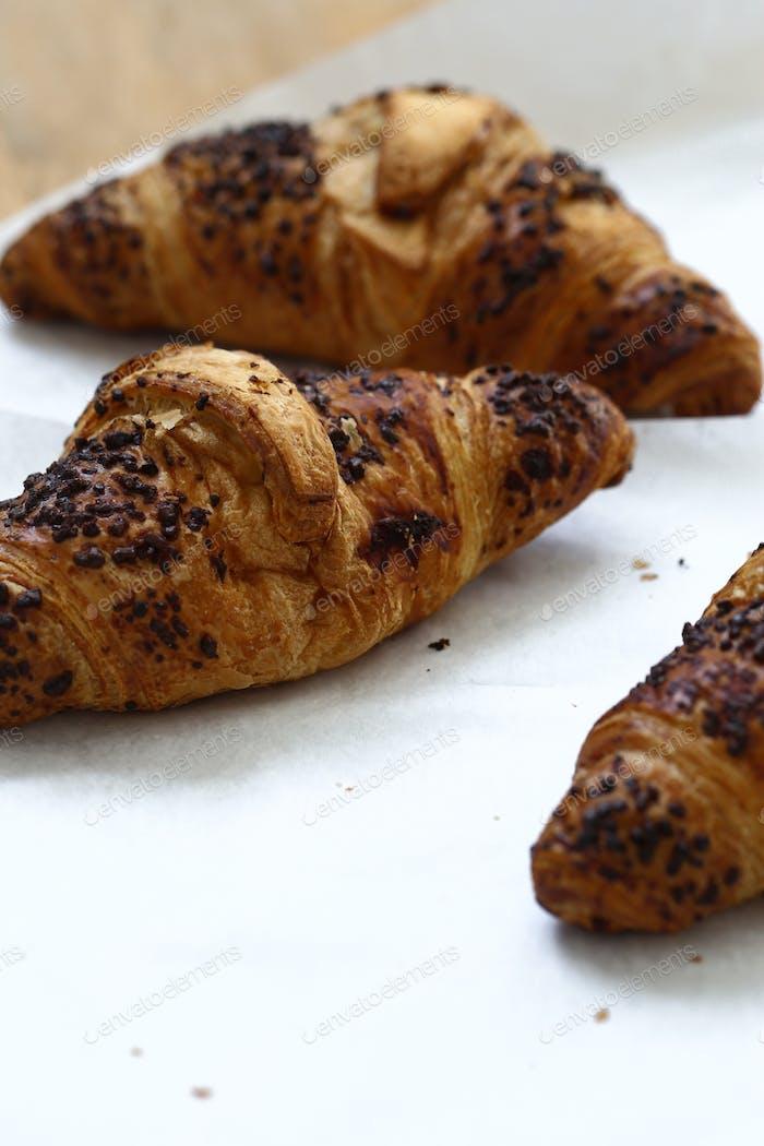 Köstliches Croissant