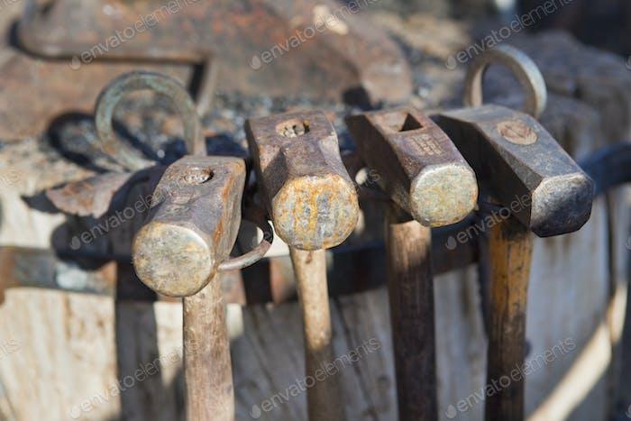 Blacksmith Hammers