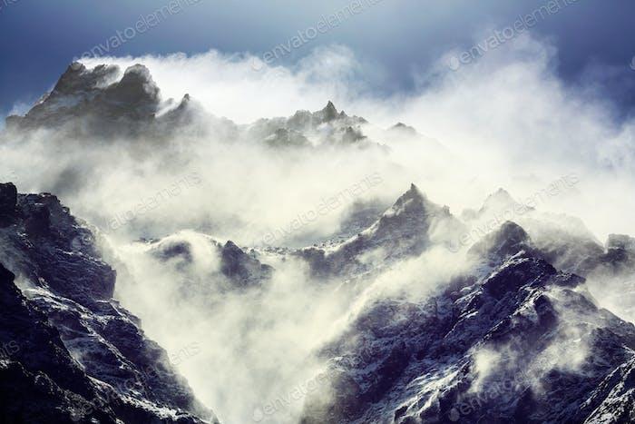 Kanchenjunga Region