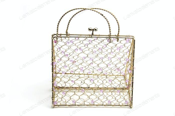 Wire Handbag