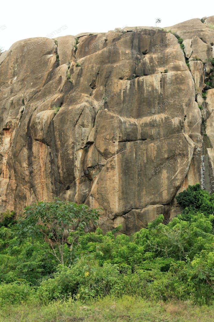Tididiek Rock - Uganda, Africa