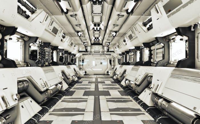 Sci Fi Korridor
