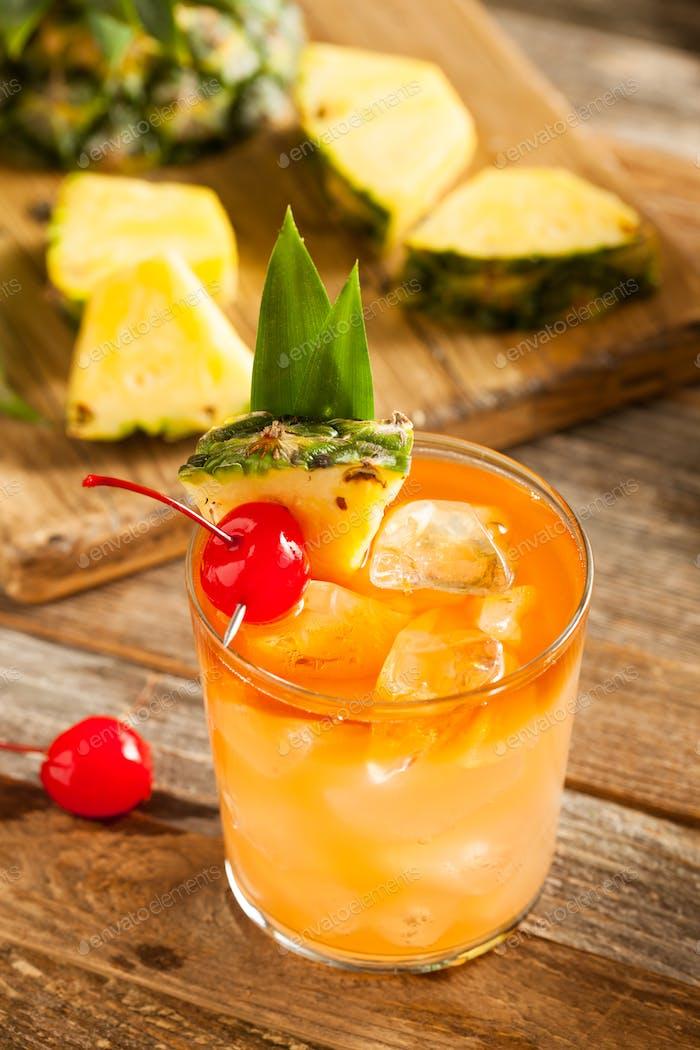 Thumbnail for Homemade Mai Tai Cocktail